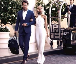 classy, couple, and fashion image