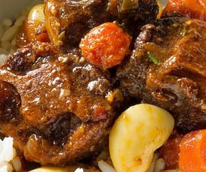 stew and oxtails image