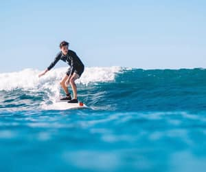 spiderman, surfing, and tom holland image