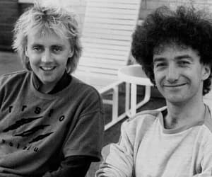 Queen, roger taylor, and john deacon image