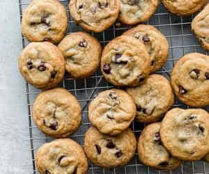 chocolate, picture, and Cookies image