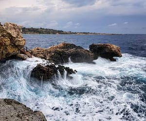 aesthetic, beach, and cyprus image