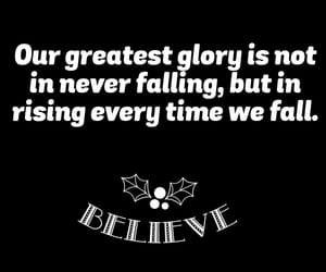 believe, inspiration, and saying image