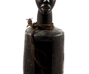 african art, statuette, and african statues image