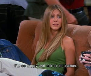 quote, quotes, and rachel green image