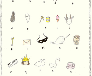 cute and alphabet image