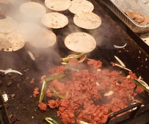 delicious, tacos, and asada image