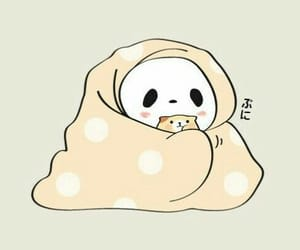 cold, me, and cuteness image