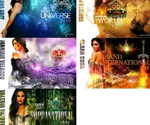 mexico, miss supranational, and models image