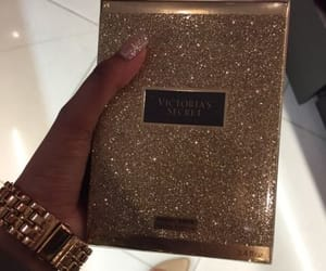 luxury, gold, and glitter image