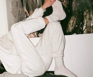 white and socks image