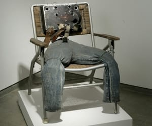 outsider art, sculptor, and american artist image