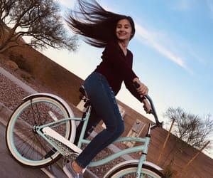 bicycle, bikes, and nature image