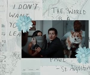 blue, b99, and headers image