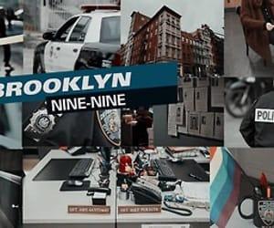 b99, collage headers, and brooklyn nine-nine image