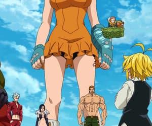 anime, diane, and meliodas image