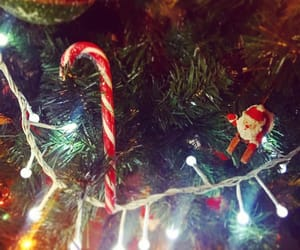 ball, candy cane, and colorful image