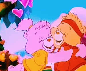 aesthetic, care bear, and care bears image