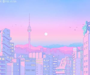 pastel and aesthetic image