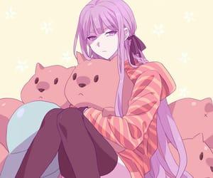 danganronpa, anime, and anime girl image