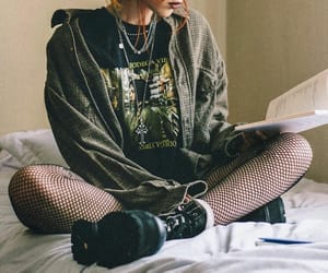 aesthetic, alternative, and grunge image