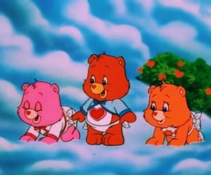 care bears and cute image