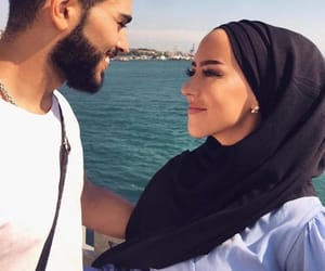 beauty, couple, and goals image