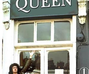 band, british, and Freddie Mercury image