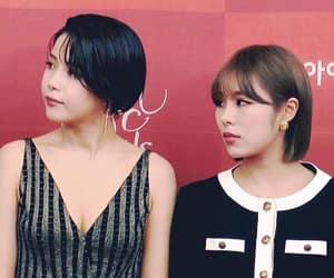 solar, yongsun, and jung wheein image