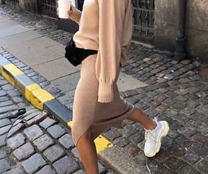 aesthetic, spring, and women fashion image