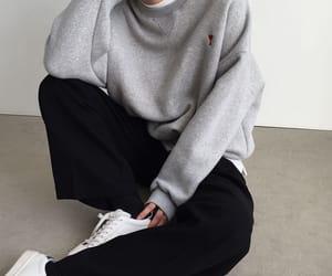 clothes, comfortable, and kfashion image