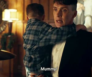 peaky blinders, thomas shelby, and grace shelby image