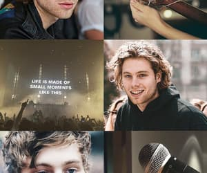 band, fanfic, and lukehemmings image