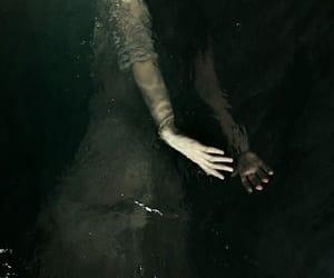 broken, heart, and melancholy image