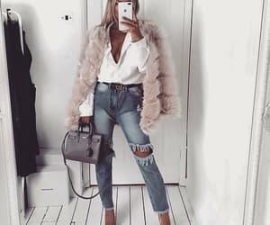 fashion, blogger, and girly image