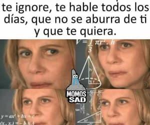 meme, funny, and momos sad image