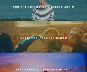bts and spring day image