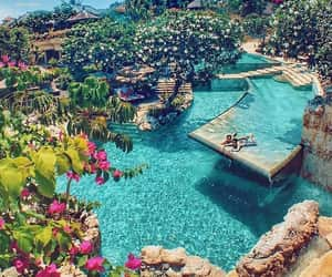 travel, summer, and bali image