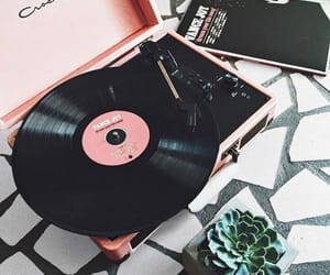 music, aesthetic, and pink image
