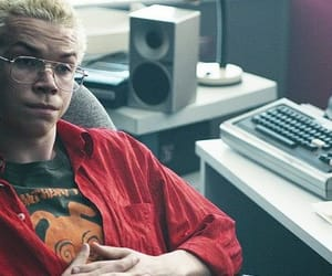 will poulter, bandersnatch, and colin ritman image