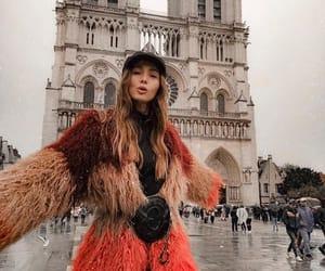 blogger, fashion, and faux fur image