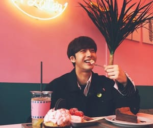 cutie, frog, and hyungwon image