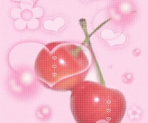 cherry and soft image