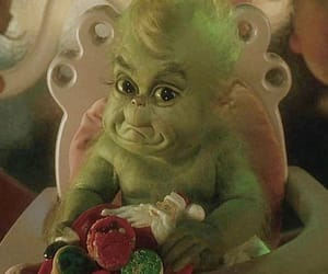 grinch, christmas, and cute image