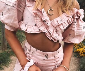 blush, pink, and style image