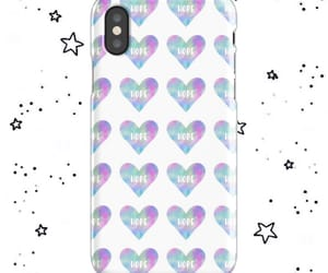case, hearts, and home image