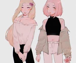 anime and ino image