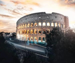 aesthetics, architecture, and coliseo image