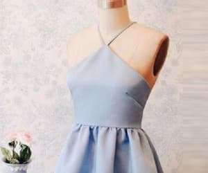 prom dresses, homecoming dresses, and homecoming dress blue image