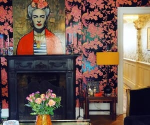 bedroom, Frida, and home image